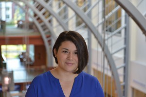 Head shot of assistant professor Blanca Rincon