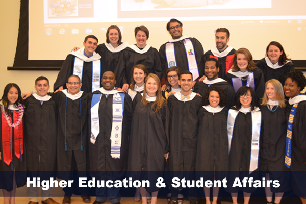 graduating hesa students spring 2016