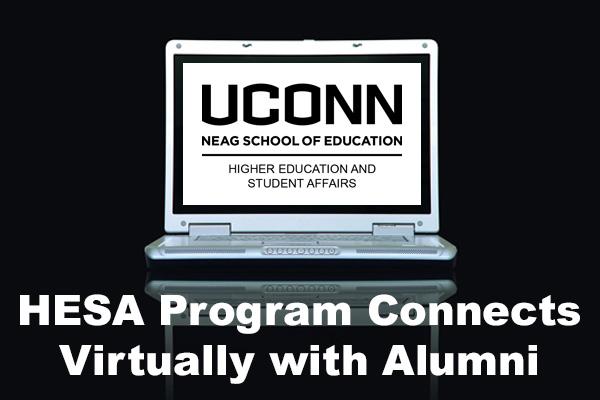 Laptop showcasing HESA-Alumni-Mock-Interviews