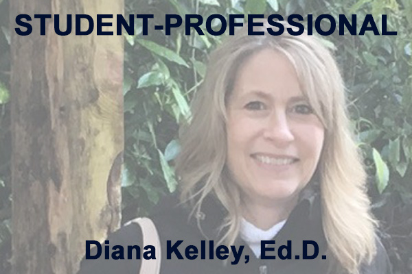 Diana Kelly, Ed.D. grad