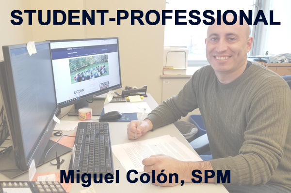 Miguel Colon SPM